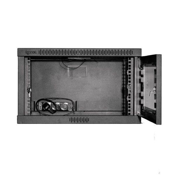 رک ۶ یونیت دیواری عمق ۴۵ سانتی متر الگونت مدل LRE-06-45FS 1