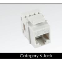 کیستون شبکه CAT 6 UTP یونیکام UC-JCK6