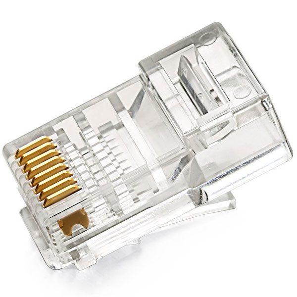 سوکت شبکه CAT 6 UTP HPpro 1