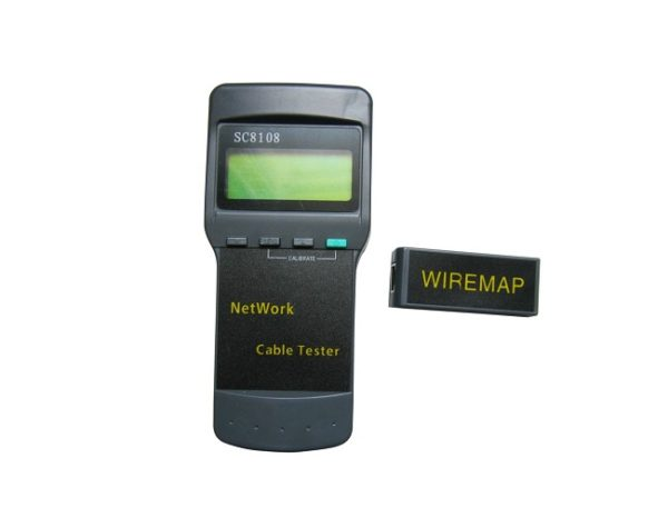 تستر دیجیتال شبکه SC8108 1