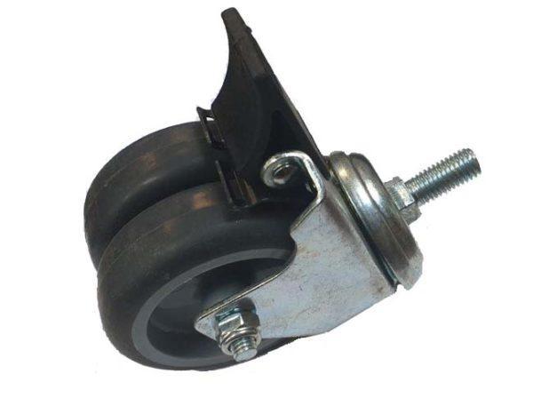 چرخ رک فلزی-دوبل