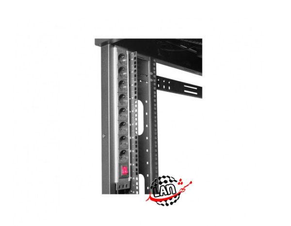 رک ۴۲ یونیت عمق ۱۰۰ تیام شبکه  (TRN1042P + TRN1042S) 3