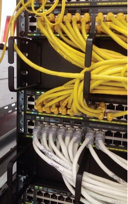 آشنایی با انواع کابلها و استاندارد کابلکشی شبکه 5