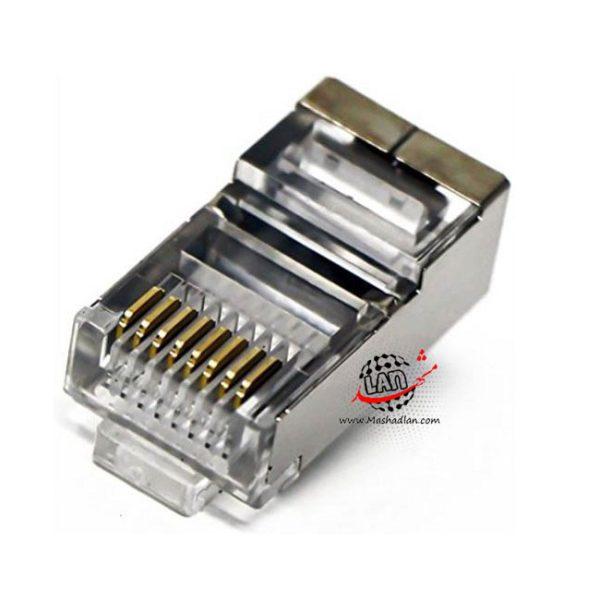 سوکت شبکه CAT6 SFTP AMP امپ