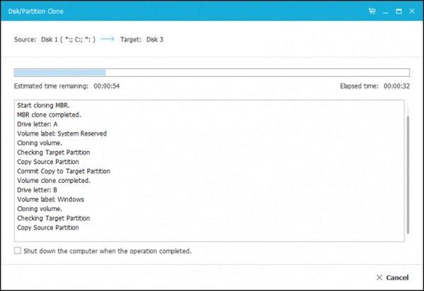 آموزش گامبهگام انتقال ویندوز از هارد قدیمی به هارد SSD 12