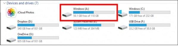 آموزش گامبهگام انتقال ویندوز از هارد قدیمی به هارد SSD 13