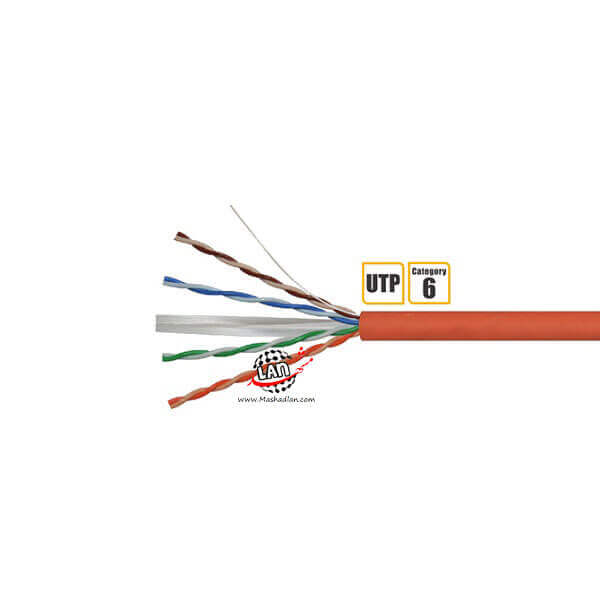 کابل شبکه CAT 6 UTP نت پلاس