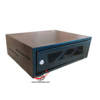 رک شبکه دیواری 2 یونیت عمق 35 DVR
