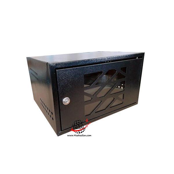 رک دیواری 4 یونیت مخصوص دستگاه DVR