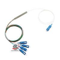 اسپلیتر فیبر نوری 1 به 4 سینگل مود UPC